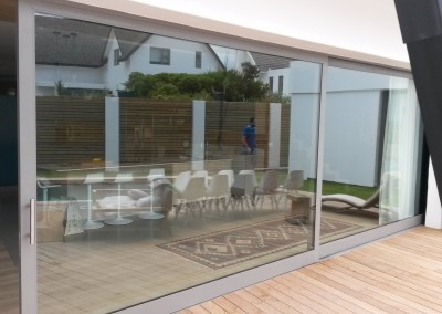 Fabricator Aluminium Purpose Project-House Joubert-Crealco Palace Multi Cavity Sliding Door