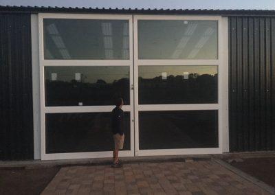 Fabricator Aluminium Purpose Project Warehouse (Crealco Clip44)