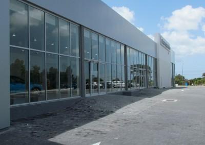 Fabricator Aluminium Systems Project-East Cape Motors