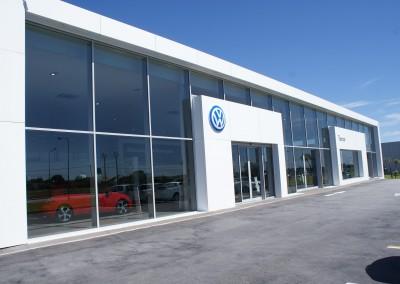 Fabricator Aluminium Systems Project-Tavcor VW-Sheerline CW60 Vistawall