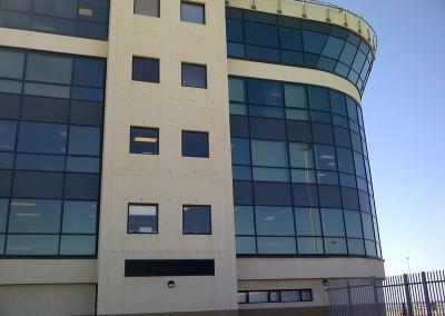 Transnet Terminal Building-Jowil Aluminium Trust-CW50 Curtain Wall-Pressure glaze